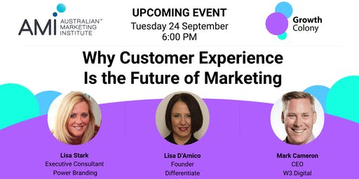 Why Customer Experience is the Future of Marketing