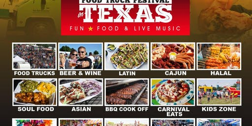 The Biggest Food Truck Festival in Texas