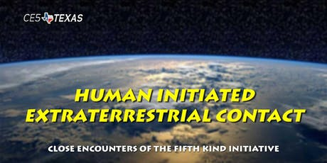 Extraterrestrial Contact Team Training (CE-5) tickets