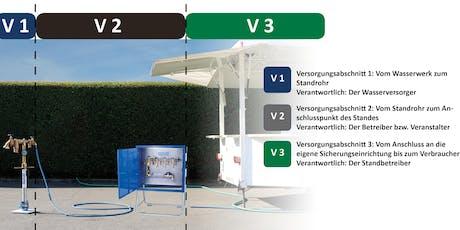 BEULCO Roadshow - Mobile Trinkwasserversorgung (Stadtwerke Schwerin) Tickets