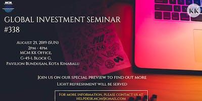Global Investment Seminar #338