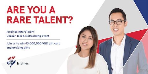 HCMC Joint University x Jardines #RareTalent Career Talk & Networking Event