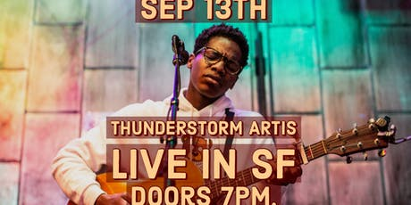 Thunderstorm Live in San Francisco tickets