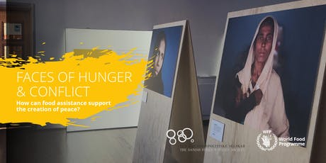 How can food assistance support the creation of peace? tickets
