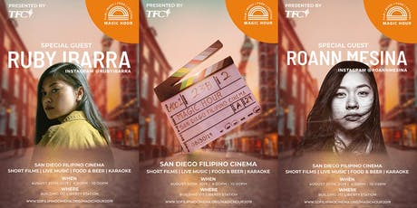 Magic Hour Fest: Film, Music, and Food Festival tickets