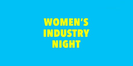 Women's Industry Night tickets