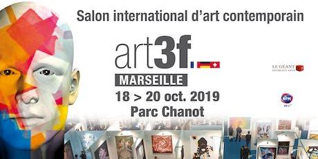 art3f MARSEILLE 2019 billets