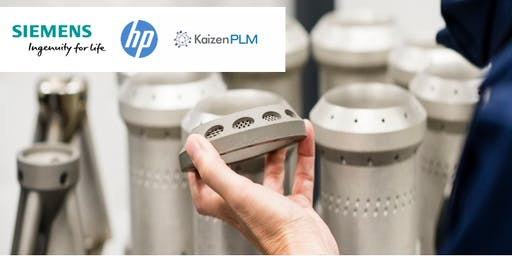 Discover Additive Manufacturing with SIEMENS and HP