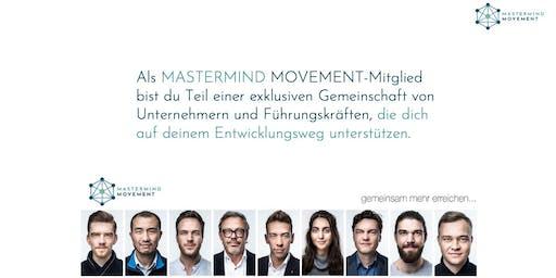 MASTERMIND MOVEMENT Membership Launch