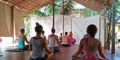 Self-Care Saturdays - Yoga & Meditation