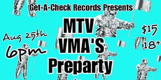 C-Note VMA Preparty NYC