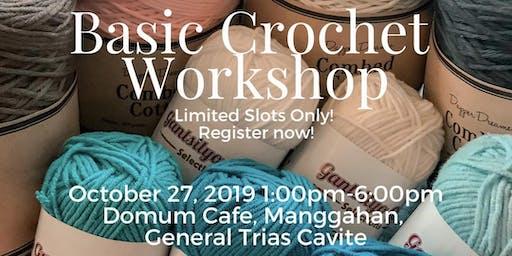 Basic Crochet Workshop