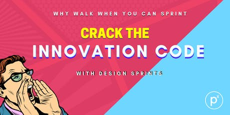 Crack The Innovation Code tickets