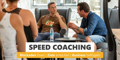 #5 SPEED COACHING - Deine Blockaden lösen | Deinem Ziel näher kommen | Dein Business beflügeln