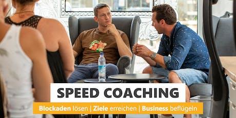 #5 SPEED COACHING - Deine Blockaden lösen | Deinem Ziel näher kommen | Dein Business beflügeln Tickets