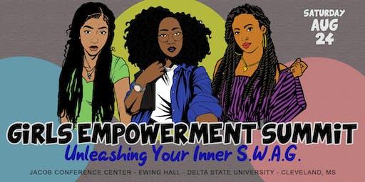 Girls Empowerment Summit: Part 1 - Unleashing Your Inner S.W.A.G.