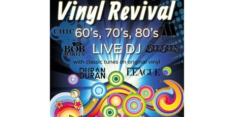 60s, 70s & 80s Party Night at The Country Girl - ft Vinyl Revival tickets