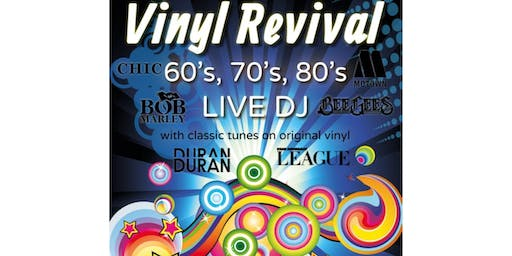 60s, 70s & 80s Party Night at The Country Girl - ft Vinyl Revival