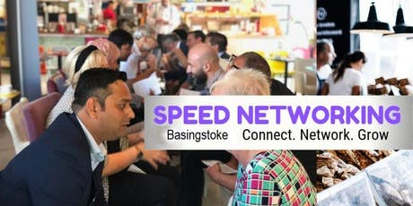 Find Us On Web Coffee Morning & Speed Networking Event Basingstoke Thurs 17th Oct 2019 tickets