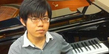 Friday Music presents Agus Sandjaya (Piano) tickets