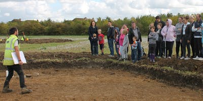 Buckden Archaeological Excavation Guided Tours