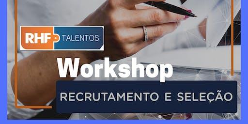Workshop de Recrutamento e Seleção