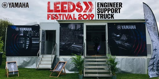 Leeds Festival Engineer Support