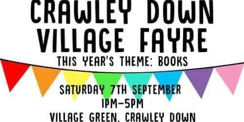 Crawley Down Village Fayre 2019
