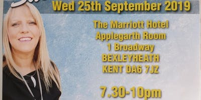 An Evening of Mediumship with the wonderful Sue Hind Wed 25/09/19 7pm-10pm