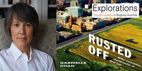 Explorations Series: Rusted off – Why Country Australia is Fed up tickets