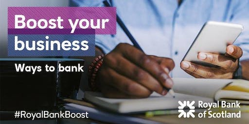 Business Drop-in Clinic #RoyalBankBoost