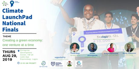 Climate LaunchPad (CLP) National Finals tickets