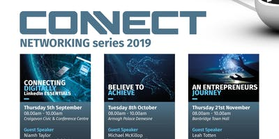 Connect Networking Series: Connecting Digitally – LinkedIn Essentials