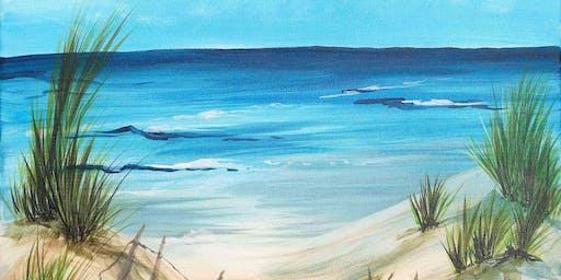 Life's a Beach Brush Party - Ashtead