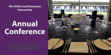 D2N2 Local Enterprise Partnership Annual Conference tickets