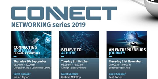 Connect Networking Series: Believe to Achieve