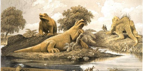 Palaeontology in Popular Culture: Discussion Event & Pop-Up Exhibition tickets