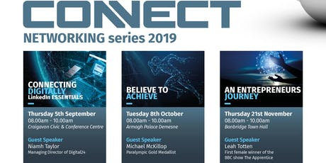 Connect Networking Series: An Entrepreneurs Journey tickets
