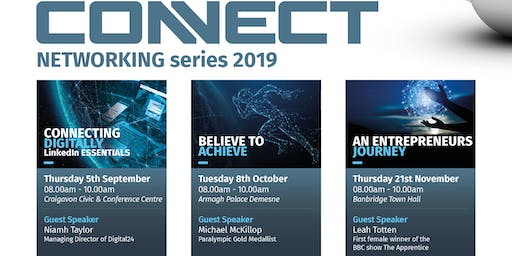 Connect Networking Series: An Entrepreneurs Journey