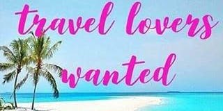 TRAVEL LOVERS WANTED
