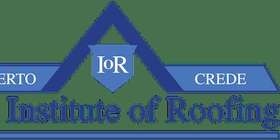 IoR Scottish Regional Meeting
