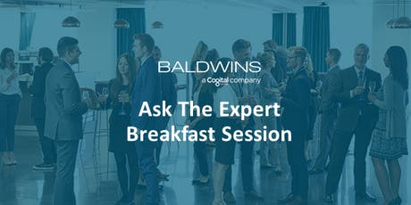 Ask The Expert Breakfast Session tickets
