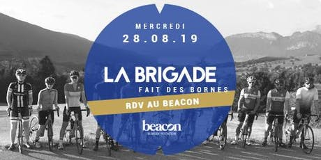 La Brigade X Beacon billets