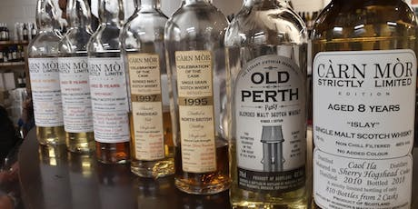 Morrison and MacKay Whisky Tasting at Aitken Wines tickets