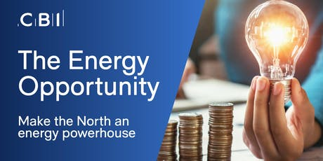 The Energy Opportunity  tickets