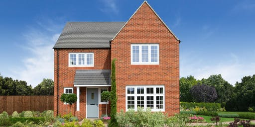 Move into a brand-new home in Huntingdon in less than a month