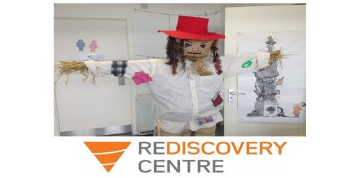 Make your own scarecrow workshop