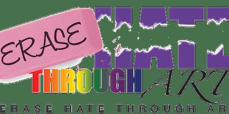 Erase Hate Through Art Columbia - 2019 tickets