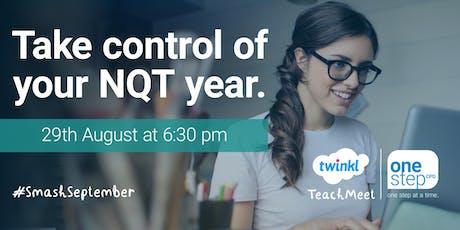 Start September Strong: A Digital TeachMeet for NQTs tickets