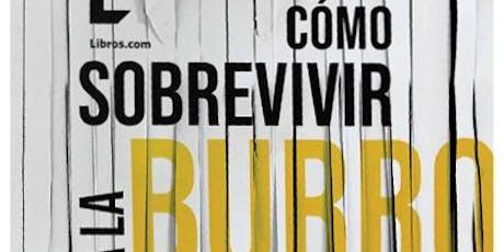 Presentación del libro «Cómo sobrevivir a la burrocracia» entradas